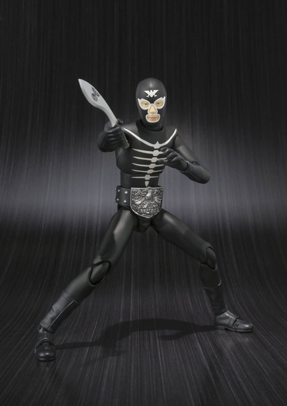 Figuarts Action Figure Kamen Rider x Tamashii Nations S.H Shocker Combatman B