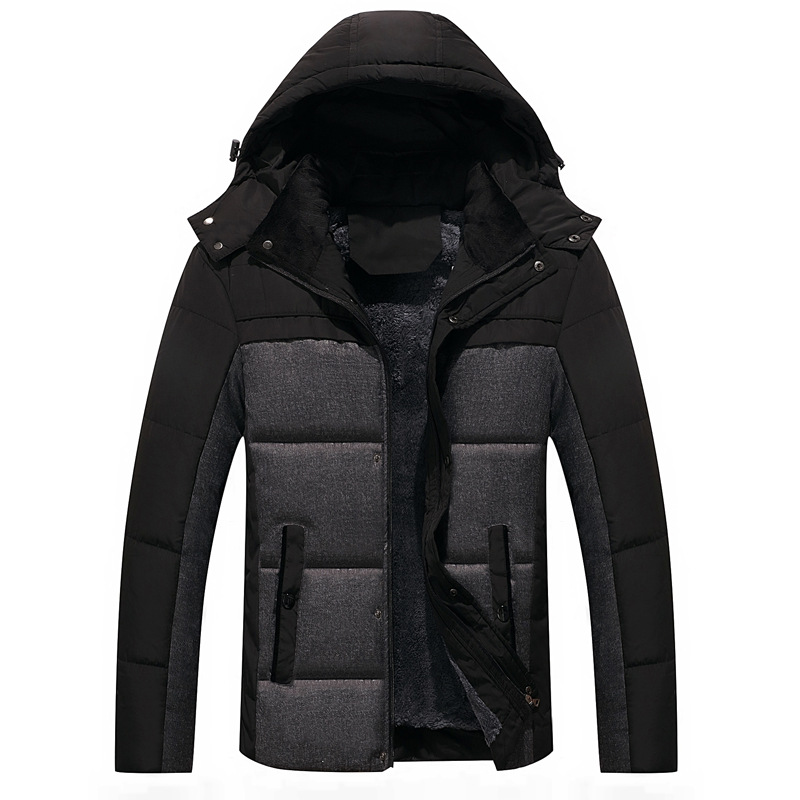 2017New men's clothing of cotton-padded jacket and velvet thickening in the fall and winter   hooded cotton-padded clothes purnima sareen sundeep kumar and rakesh singh molecular and pathological characterization of slow rusting in wheat