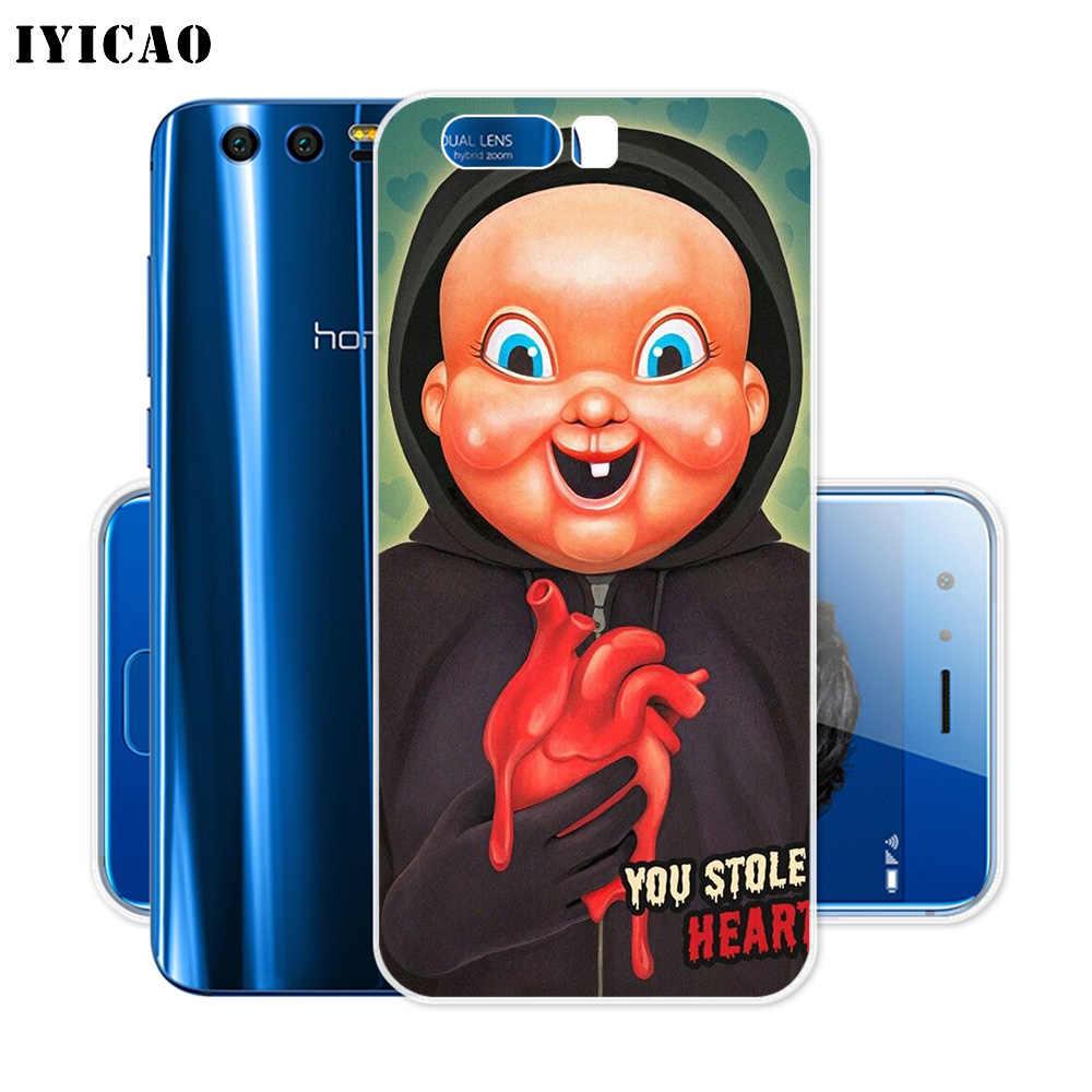 IYICAO Happy Death Day 2U Soft Silicone Case for Huawei Y9 Y7 Y6 Prime 2018 Honor 8C 8X 8 9 10 Lite 7X 7C 6A 7A Pro Cover
