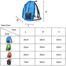 Unisex Waterproof Backpack for Hiking