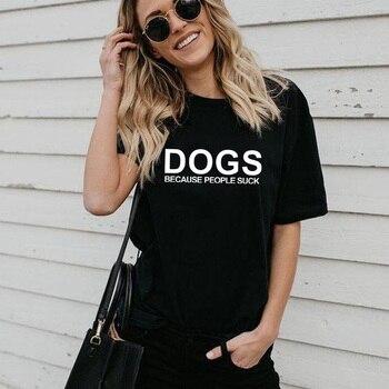 Dog Mama Dog Lover Gift cotton T Shirt