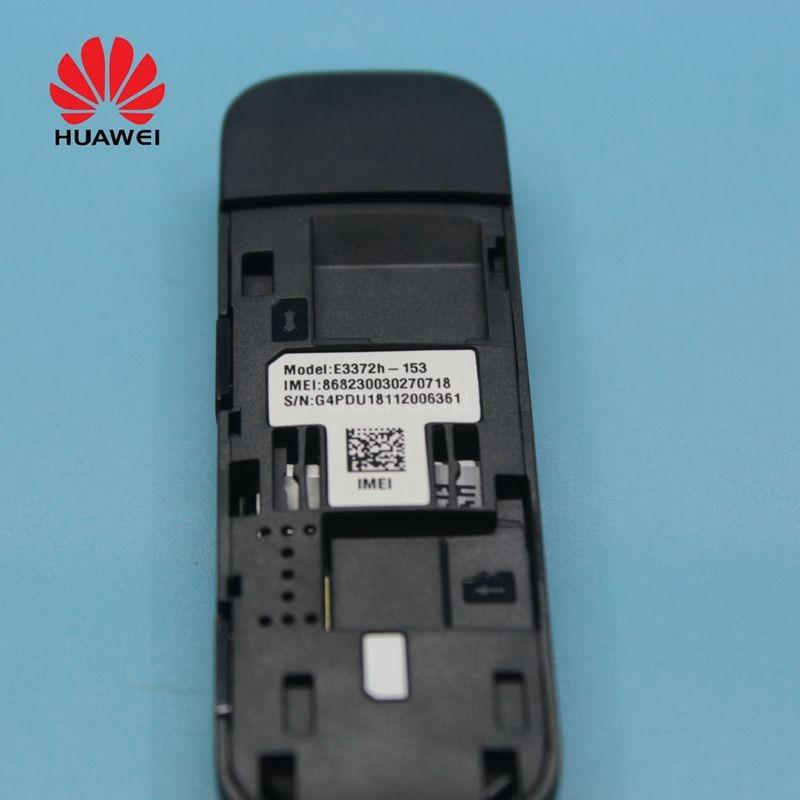 Unlocked Huawei E3372 E3372h-153 E3372s-153 150Mbps with