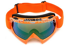 New Outdoor Sports Anti UV Windproof Adult Motocross Dirt Bike Glasses Motorcycle Cross Country Ski Snowboard