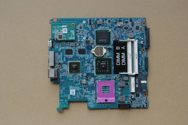 CN-0D888T 0D888T D888T For DELL S1450 Laptop motherboard with 216-0728018 GPU Onboard GM45 DDR3 fully tested work perfect стоимость