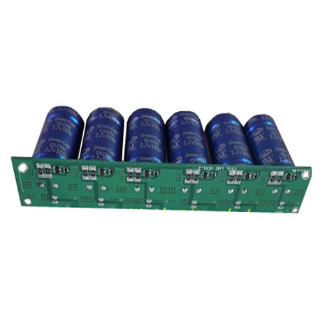 High Quality 16V83F Automotive Rectifier Starter Filter Super Farad Capacitor Module 16v83f Ultra Capacitor Module