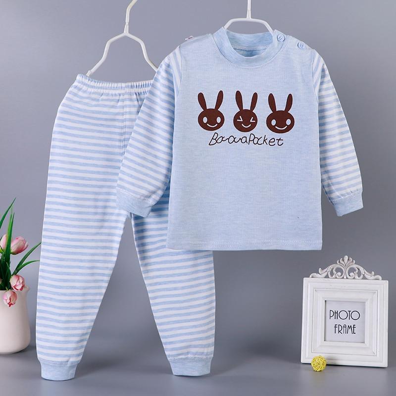 Children Clothes Organic Colored Cotton Kids Clothing Set ...