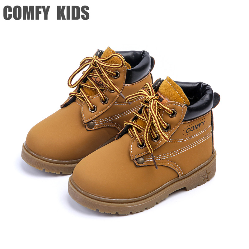 Fashion New Child Snow Boots Shoes Boys Girls Leather Boots Children Kids Baby Toddlers Shoes For Boys Girls Sneakers Shoe fashion children shoes sneakers for kids boys and girls 2014 new style leather boots ankle boots 1280