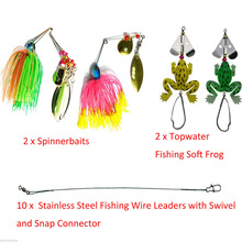 Hyaena 169Pcs With Box Fishing Tackle Kit Saltwater Bass Fishing Lures Bait Hooks Swivel Set