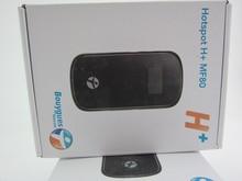 unlocked ZTE MF80 mifi 42mbps cellular hotspot router 3g wifi router