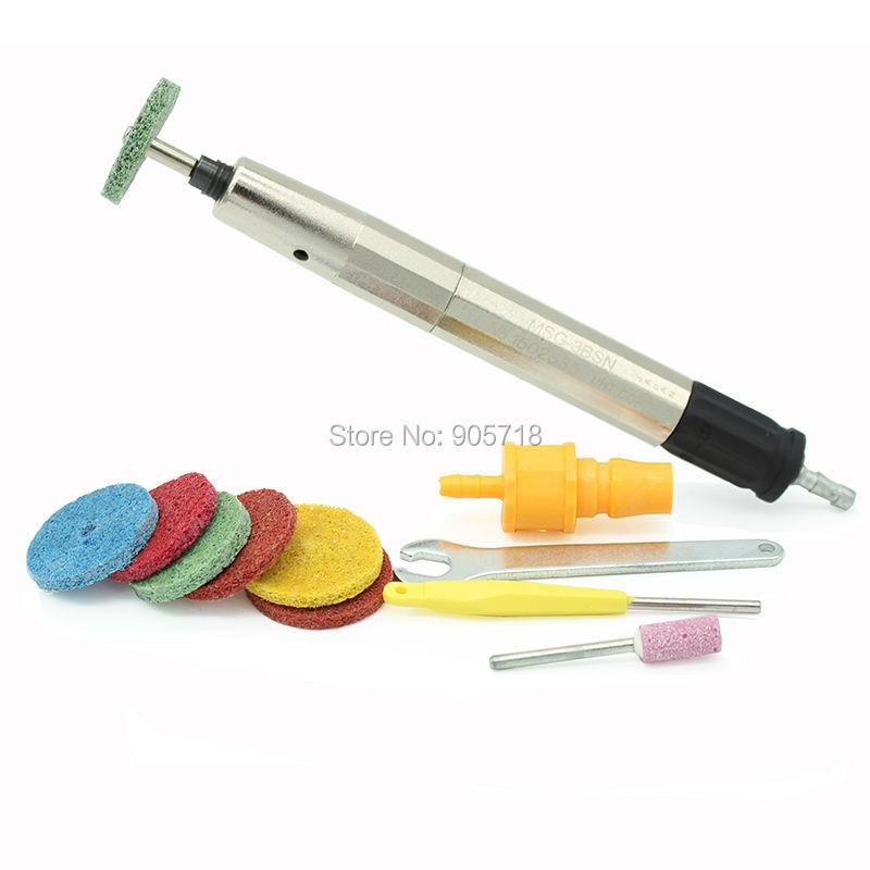 Pneumatic Micro Grinder Kit Air Micro Die Grinder Tool Set die grinder set bort bgs 82