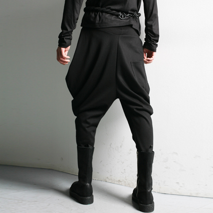 27-42!!!Plus size casual fashion harem pants boot cut jeans novelty middlelowlevel health pants low-rise pants