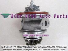 TURBO CHRA Cartridge TD04 49177-01511 49177 01511 4917701510 MD094740 MD168053 Oil For Mitsubishi Pajero Delica L200 4D56 2.5L