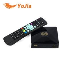 [Auténtica] 10 unids S-V6 Mini HD Receptor de Satélite Soporte CCCAMD Newcamd WEB TV USB Wifi 3G Llave Biss Youporn S V6 Envío Shiping
