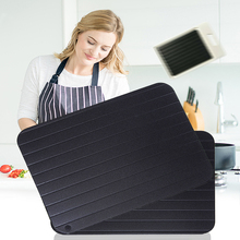 Thawing Tray Board Fast Defrosting Unfreeze Board Of Beef Meat Frozen Food Quickly Thawing Plate Chopping Blocks