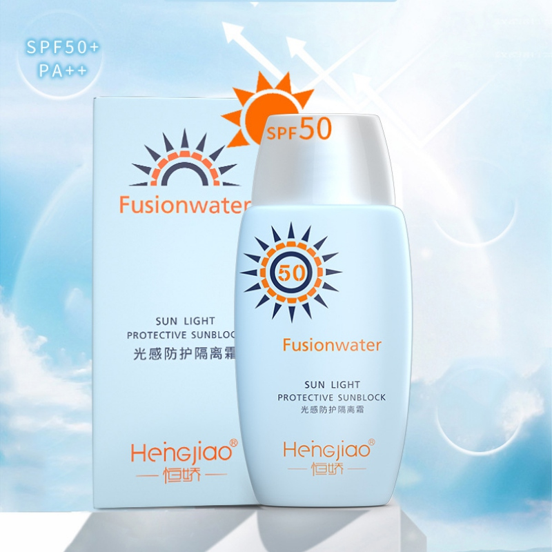 Facial Body Sunscreen Whitening Cream Sunblock Skin Protective Cream Anti-Aging Oil-control Moisturizing SPF 50 Face Skin