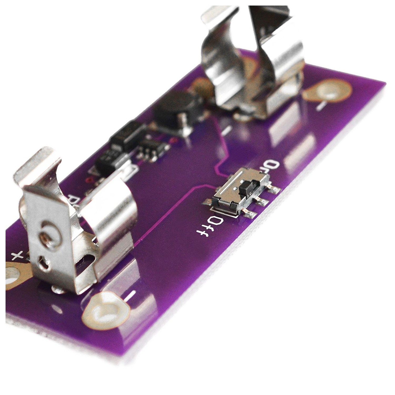 Hot Sale Power Supply Module AAA Battery Step up to 5V Converter