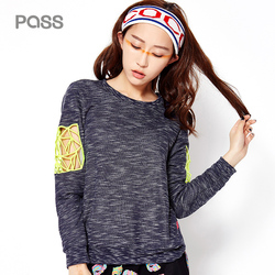 Pass 2017 new arrival spring women sweatshirt casual hollow out long sleeve sweatshirt female pullover.jpg 250x250