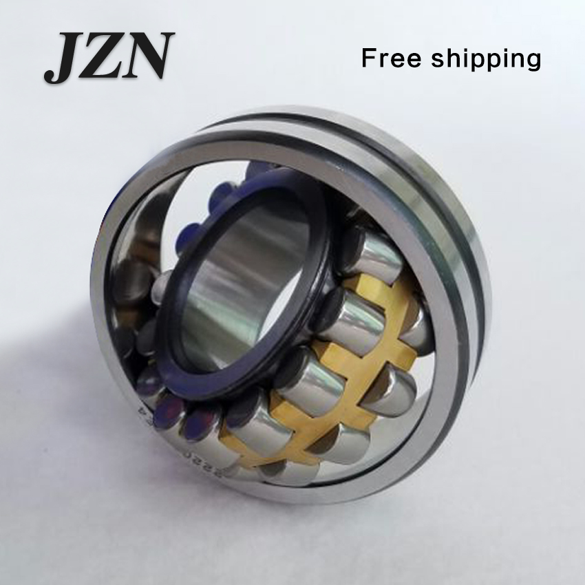 Double Row Spherical Roller Bearings Self-aligning Cylindrical Bore 22206 22207 22208 22209 22210 22211 22212 22213 22214 22215 copper open toilet paper tissue towel roll paper holder silver