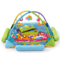 Baby Play Mat Kids Rug Floor Mat Boy Girl Carpet Game Pad baby musical developing gym mat floor Children Educational Toy Hobbies