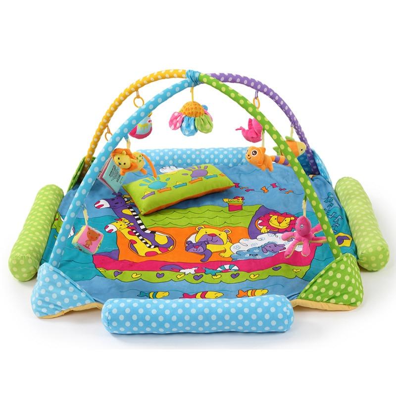 Tapis de jeu pour bébé tapis de sol pour enfants tapis de jeu pour garçon fille tapis de jeu pour bébé musical développement tapis de gymnastique pour enfants jouet éducatif loisirs