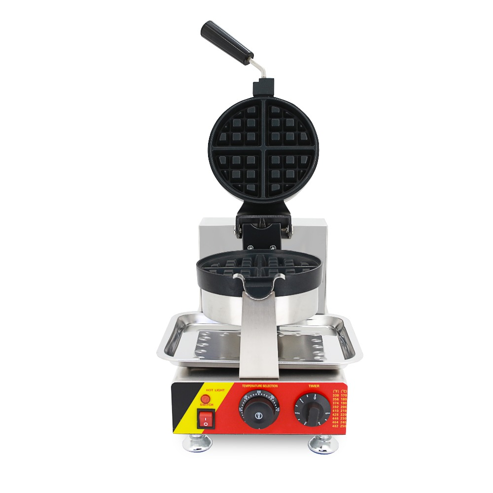 CE factory price rotate waffle maker egg waffle machineCE factory price rotate waffle maker egg waffle machine