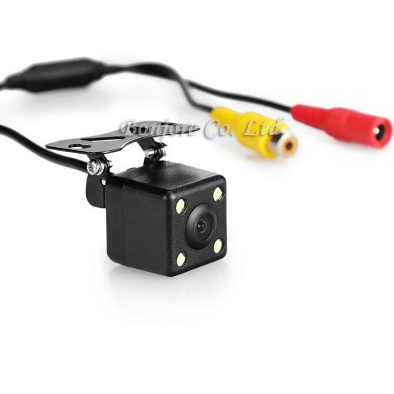 Koorinwoo Parktronic Dual Core CPU 4 Car Parking Sensors 1024*600 Car Monitor Bluetooth MP5/4 FM Rear view camera Parking System