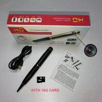 Ad alta Definizione Digital Video Camcorder Mini Penna di Registrazione Audio Con La Macchina Fotografica photo Macchina Fotografica del PC U-Disk 1080 p HD videocamera