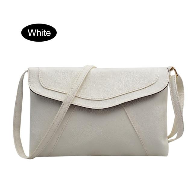 89291b1f5 Women Shoulder Bag PU Leather Handbag Purse Clutch Lady Crossbody Messenger  Bags Best Sale-WT