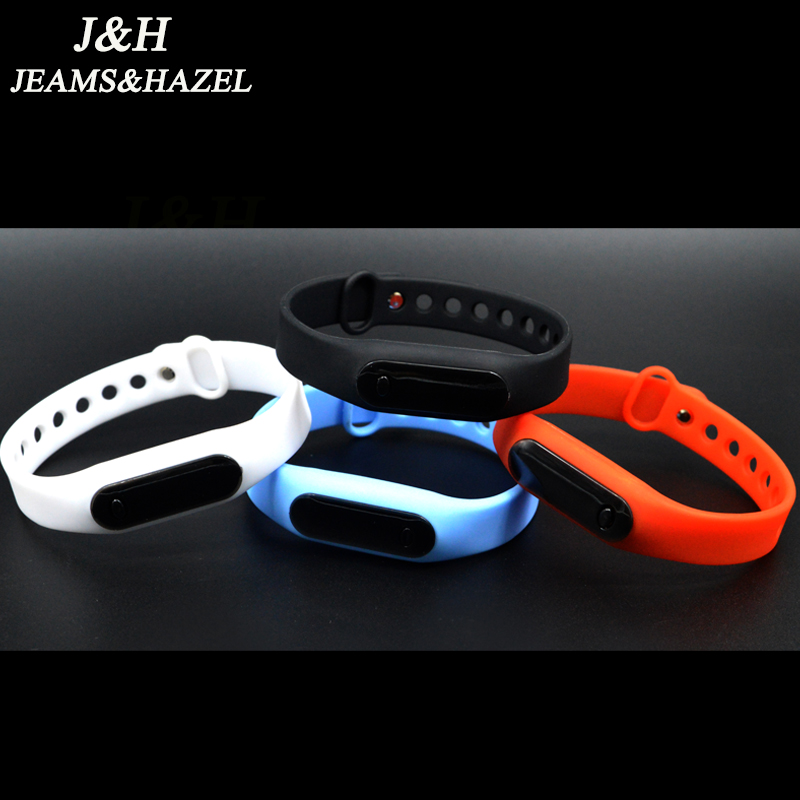 New Sale Smart meter led charge student alarm clock sports Digital electronic watch child girl hand ring male Women Wristwatches