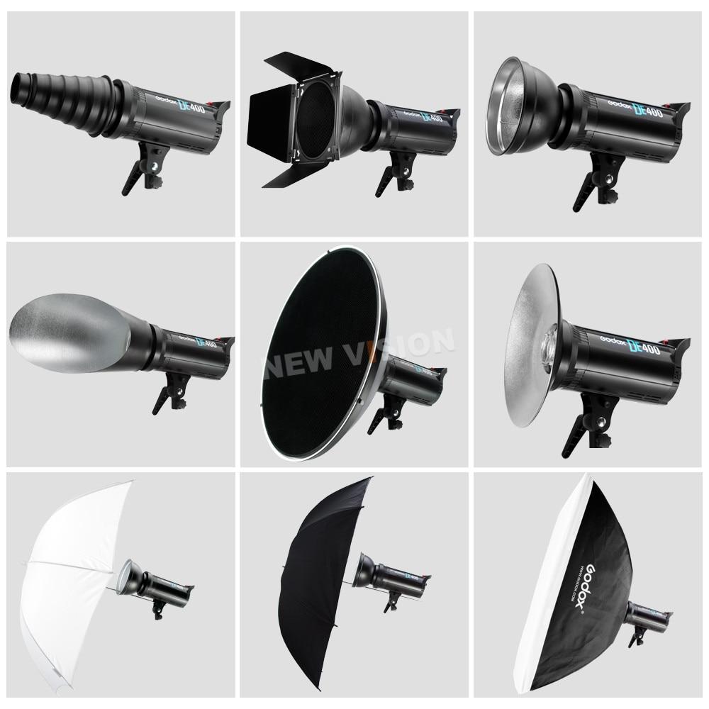 Image 5 - Godox DE400 400Ws Bowens Mount Studio Photo Flash Strobe Lighting Head 220Vbowens mountgodox de400studio photo -
