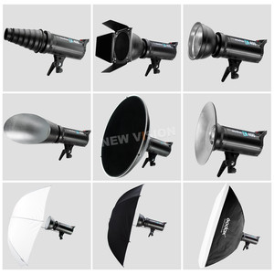 Image 5 - Godox DE400 400Ws Bowens Mount Studio Photo Flash Strobe Lighting Head 220V
