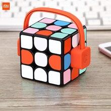 Xiaomi Mijia Giiker súper cubo para aprender con conexión Bluetooth, detección de identificación, desarrollo intelectual, juguete