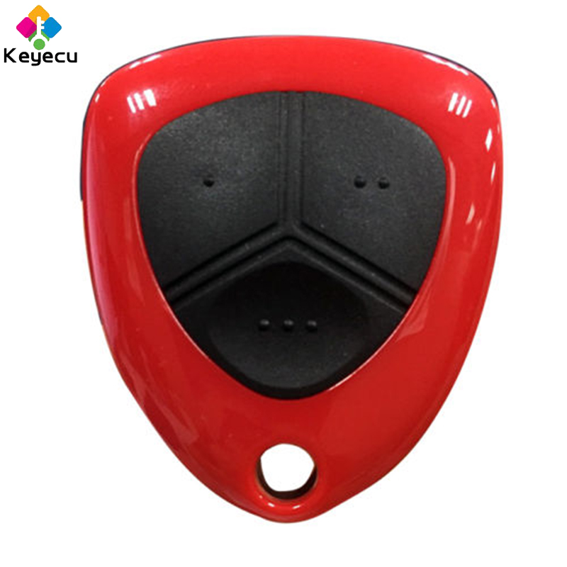 KEYECU Replacement Universal Remote B-Series for KD900 KD900+ URG200, KEYDIY B-Series Remote Key FOB for B17-02