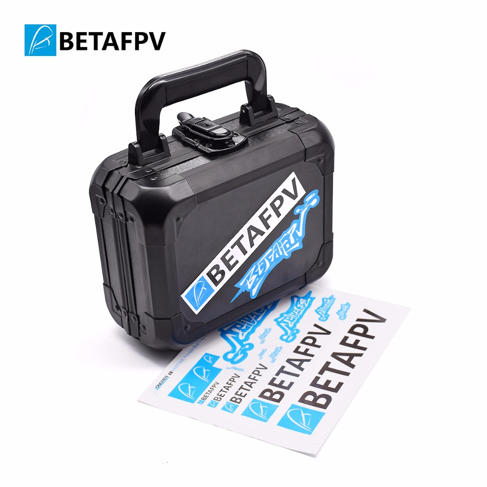 BETAFPV Micro Whoop Drone Storage Hard Case for 65mm 75mm FPV Drone Kit (Hard Shell)