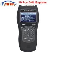 DHL 10 Pcs Lot VS890 OBD2 Code Reader Universal VGATE VS890 OBD2 Scanner Multi Language Car