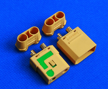 Amass Anti Spark Connector Plug Male/Female XT90-S (Upgrading version of XT90 ) XT90S — 5 Pairs
