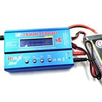 BUILD POWER IMAX B6 RC Lipo NiMh Battery Digital Balance Charger with T Plug or Tamiya Connector Calbe