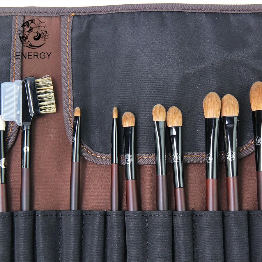 ENERGY brand 25pcs Profesionalne četkice za šminku Set Make Up - Šminka - Foto 5