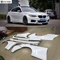 High quality F22 235i M-sport H styling FRP car body kit auto bodykits fit for BMW F22 2 series 235i M sport 2014