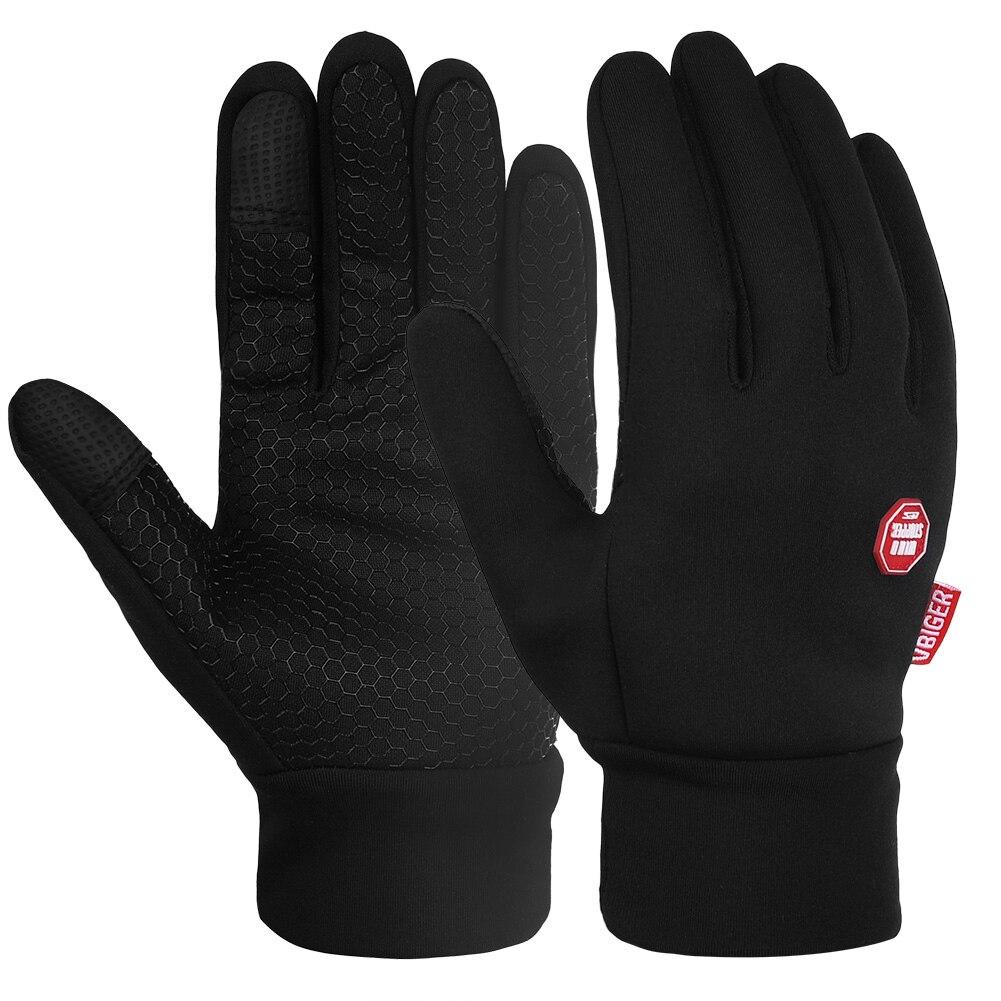Men Women Winter Warm Gloves Windproof Outdoor Gloves