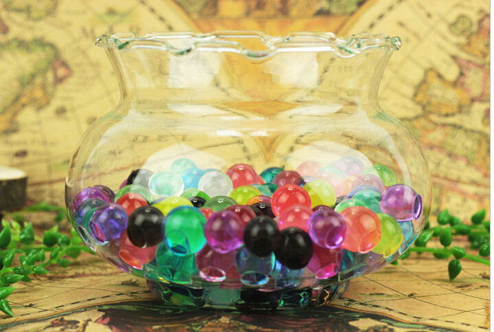 Why do Jelly Stones absorb hot water the best?