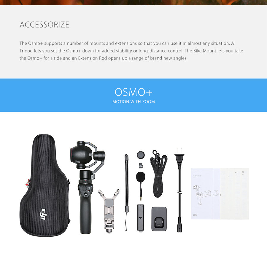 DJI OSMO + Plus Price in Bangladesh