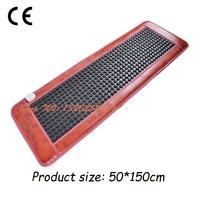 Korea Health Sofa Mattress Jade Tourmaline Germanium Electric Heating Pad Thermal Stone Mat Mattress