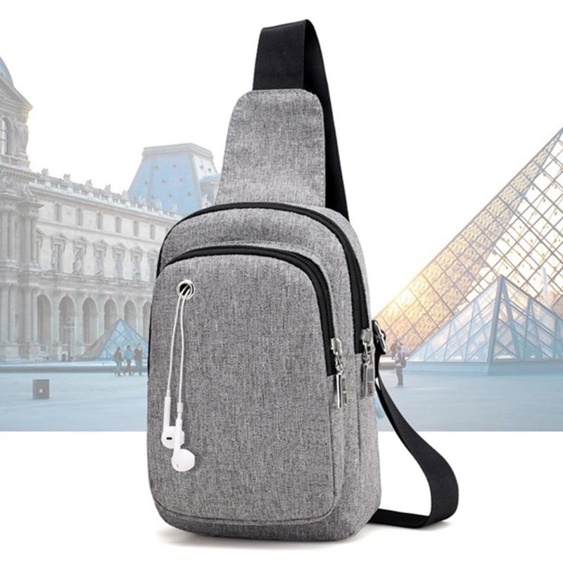 Men Anti Theft Backpack Headphone Hole Women Travel Chest Bag Single Shoulder Boys Girls Chest Bags Sac A Dos Homme Bolsa BP0245 (10)