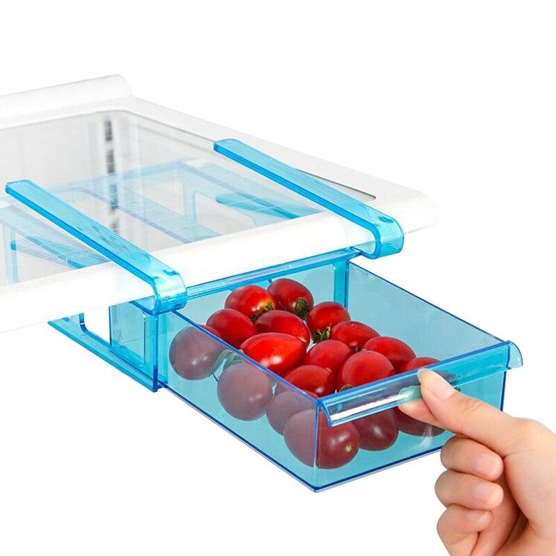Upgraded Version Transpa Drawer Style Fridge Rake Freezer Food Storage Bo Pantry Organizer Bins Container Box In From
