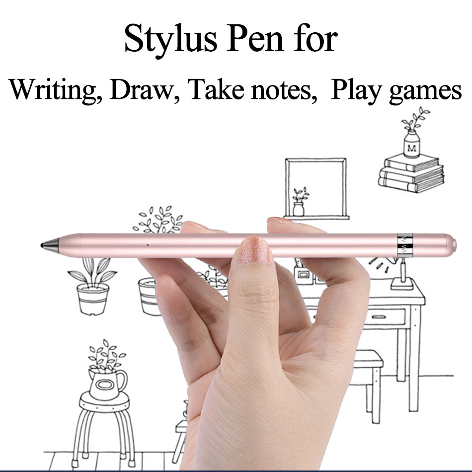Newest Tablet Touch Pen for iPad Pro 10.5 9.7 12.9 Stylus for Drawing Writing High Precision Tablet Pen Stylus for Apple PencilNewest Tablet Touch Pen for iPad Pro 10.5 9.7 12.9 Stylus for Drawing Writing High Precision Tablet Pen Stylus for Apple Pencil