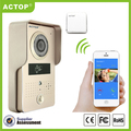 Wireless 720P WIFI Doorbell Two Way Intercom