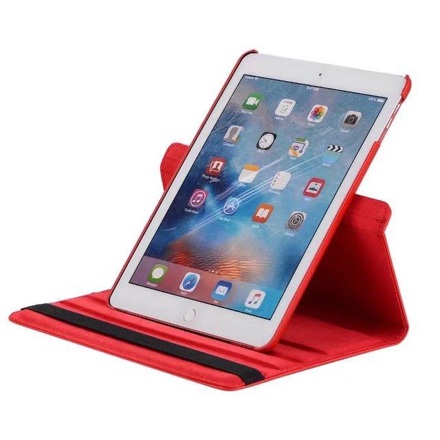 360 vrtljiv ovitek za iPad 9.7 2017 Novi model PU usnjen ovitek za - Dodatki za tablične računalnike - Fotografija 4