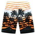 2017 Summer Mens Printing Beach Shorts Hawaii Quick Drying Printing Male Shorts Plus Size Casual Beach Shorts Boardshorts J1816