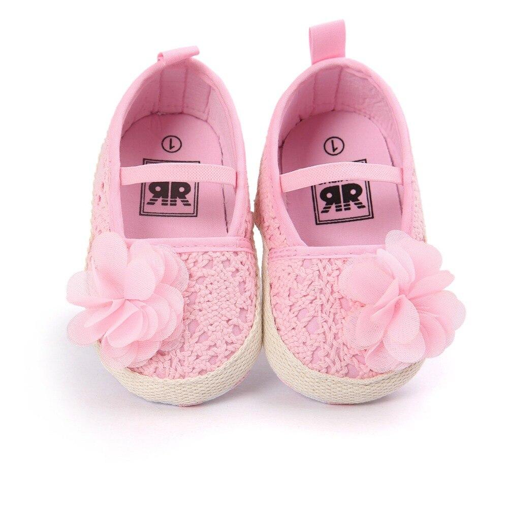 Christening Baptism Newborn Baby Girl Shoes